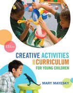 CREATIVE ACTIVITIES FOR YOUNG CHILDREN (TEXT ONLY) (P)