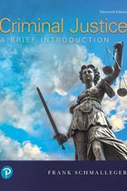 CRIMINAL JUSTICE: BRIEF INTRO